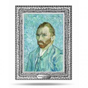Stříbrná mince van Gogh 1/2 kg 2020 - Mistrovská díla muzeí