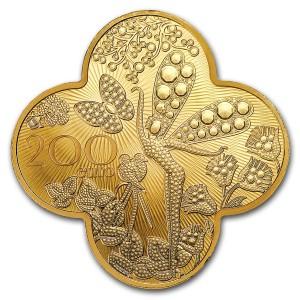 Zlatá mince Francouzská excelence 1 oz 2016