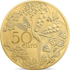 Zlatá mince Francouzská excelence 1/4 oz 2016