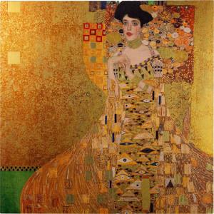 Stříbrná mince Gustav Klimt - Adele 1 kg proof like 2020