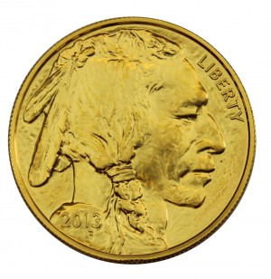 Zlatá mince Buffalo - USA 1 oz