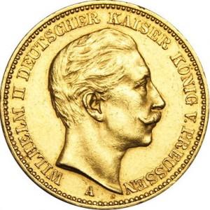 20 Marka Viléma II.