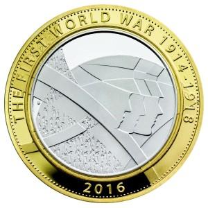 Stříbrná mince Armáda - stříbrná Stříbrná mince Piedfort