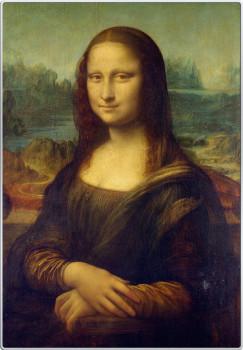 Stříbrná mince Leonardo da Vinci - Mona Lisa 1 kg 2017