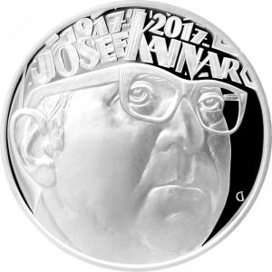 Stříbrná mince 100. výročí narození Josefa Kainara proof