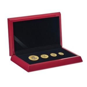 Zlatá mince Královna Alžběta II. nejdéle vládnoucí panovník proof 2016