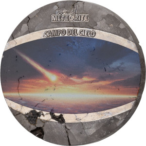 Campo del Cielo - Meteorit 1 oz 2020