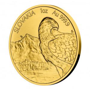 Zlatá mince Orel 1 oz 2020