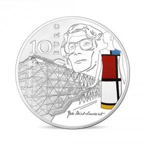 Stříbrná mince Moderní 20-té století proof 2016