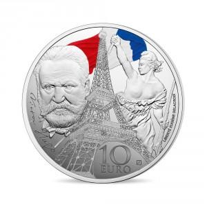 Stříbrná mince Období železa a skla proof 2017