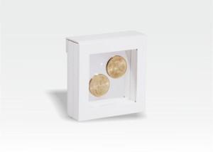 Rámeček na slitky a mince