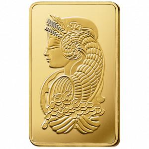 Zlatý investiční slitek 500 g PAMP