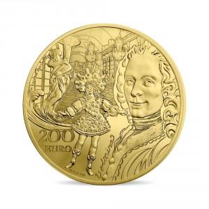 Zlatá mince Období baroka a rokoka 1 oz proof 2018
