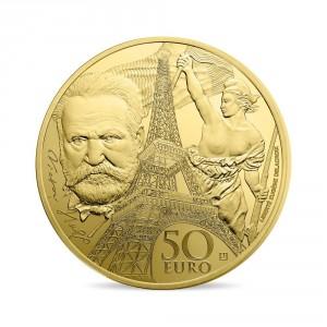 Zlatá mince Obdobíželeza a skla 1/4 oz proof 2017