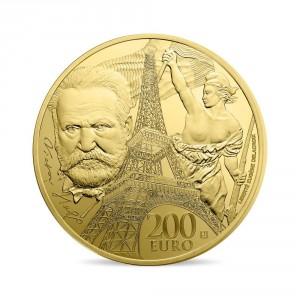 Zlatá mince Období železa a skla 1 oz proof 2017